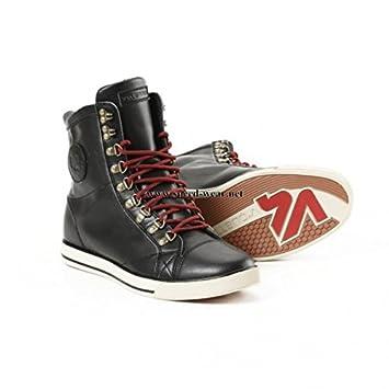 Zapatillas deportivas Motociclismo Impermeables v Quattro Game Alpina – 44 – negro – negro
