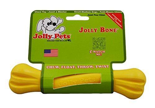 Jolly Pets 6 inch Bone Yellow product image