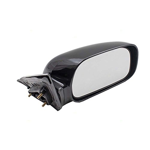 Passengers Power Side View Mirror with Adapter Replacement for 02-06 Toyota Camry USA Japan 87910-33500-C0