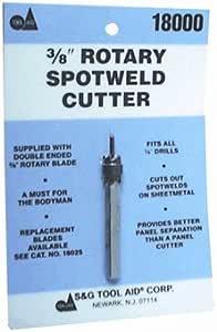 SG Tool Aid 18000 CUTTER 3//8 SPOT WELD