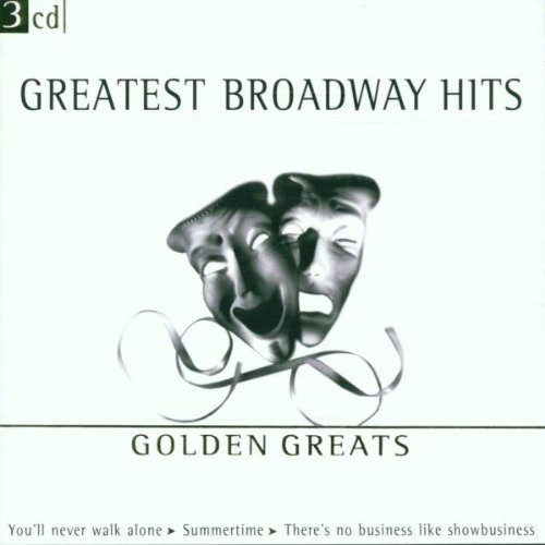 Greatest Broadway Hits: Golden (Joan Rivers Rose)