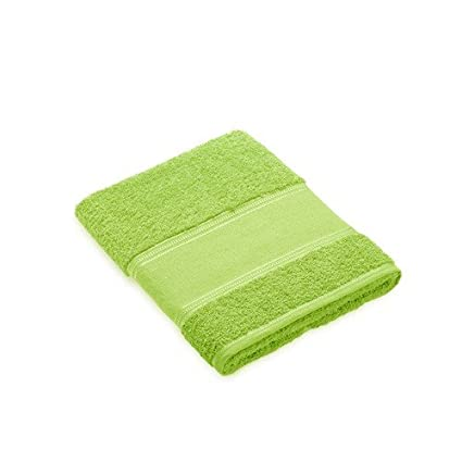 Lavabo Verde Pistacho.Toalla De Lavabo Verde Pistacho Para Bordar A Punto De Cruz