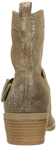 Naughty Women's Bootie Gold Ankle Metalicah Monkey rOrnq6w1p