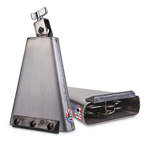 Latin Percussion LP RAW LP009-J Handheld Cowbell by Latin Percussion