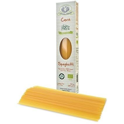 Rustichella dAbruzzo - Spaghetti pasta de maíz orgánico sin ...