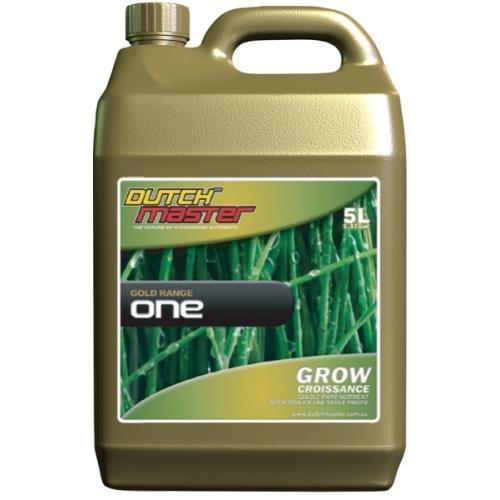 Dutch Master Nutrients (Dutch Master Gold One Grow, 5 Liter)