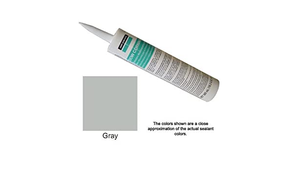 Dow Corning Contractors Weatherproofing Sealant Cws Gray Joint