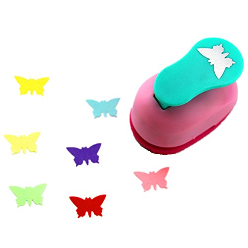 CADY Crafts Punch 1-Inch paper punches puncher (butterfly)