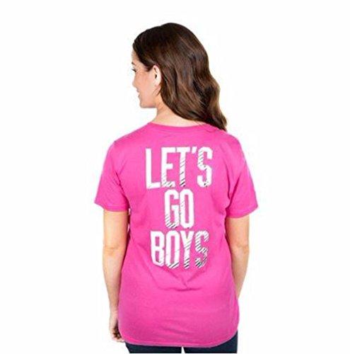 Pink Dallas Cowboys Jersey (Dallas Cowboys Women's Pink Juniper V-neck T-shirt X-Large)
