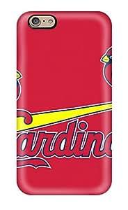 DanRobertse Premium Protective Hard Case For Iphone 4s- Nice Design - St_ Louis Cardinals