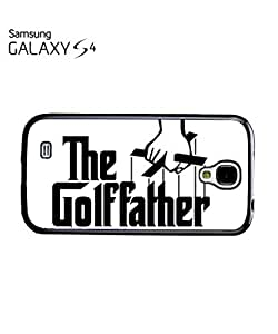 The Golf Father Cool Mobile Cell Phone Case Samsung Galaxy S4 Black