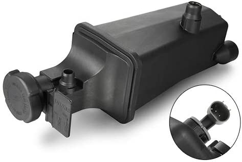 OEM Behr Coolant Recovery Tank BMW E46 323 325 328 330 X3 X5