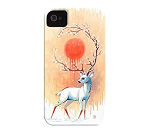 Spring Spirit iPhone 4/4s White Barely There Phone Case - Design By Humans