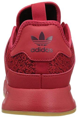 X Indoor Uomo Scarlet Scarlet Multisport PLR Gum adidas Scarpe txTzx1