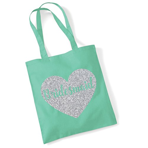 Do Sinclair Edward Hen Bag Wedding Tote Bridesmaid Bag Party Bag Mint Gift 8TZT6xw
