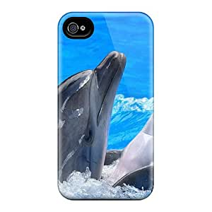 Ideal Kristyjoy99 Cases Covers For Iphone 6(water Dolphins Mammals), Protective Stylish Cases