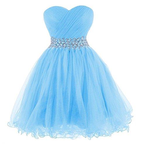 issa blue lace dress - 5