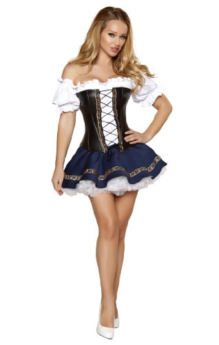 Sexy Beer Maiden Baby Costume - SMALL (Sexy Beer Maiden Costume)