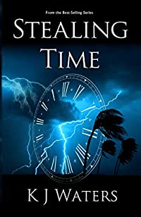 Stealing Time by K J Waters ebook deal