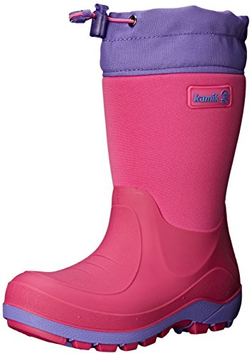 Kamik Stormin Boot (Toddler/Little Kid/Big Kid) Magenta