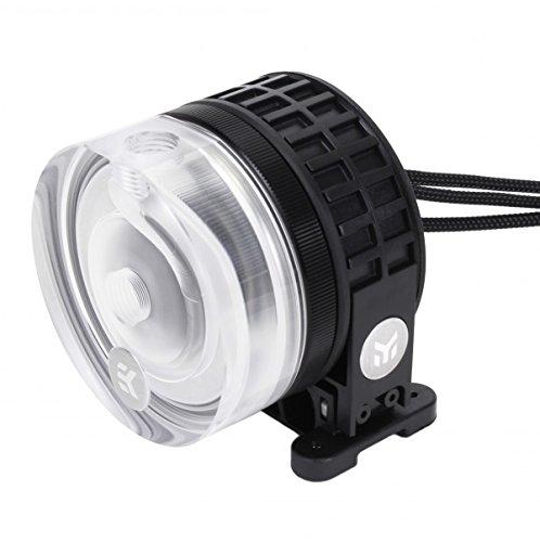 - EKWB EK-XTOP Revo D5 PWM (incl. sleeved pump, Plexi
