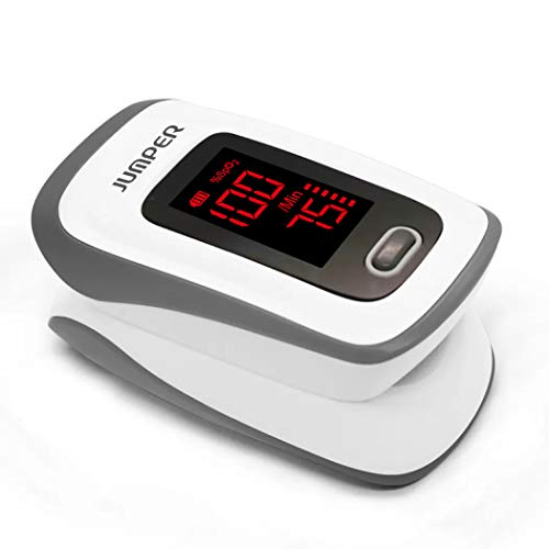 Fingertip Pulse Oximeter Blood