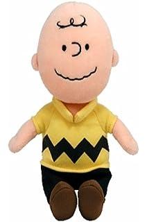 2c634e2b575 Amazon.com  TY Beanie Babies - PEANUTS Characters (Set of 3 ...
