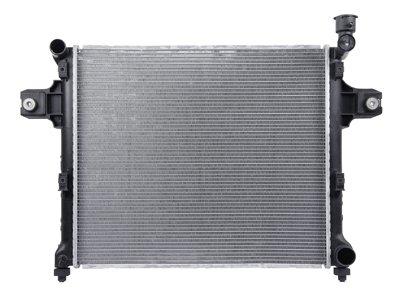 Auto Parts Engine - Prime Choice Auto Parts RK1138 New Complete Aluminum Radiator