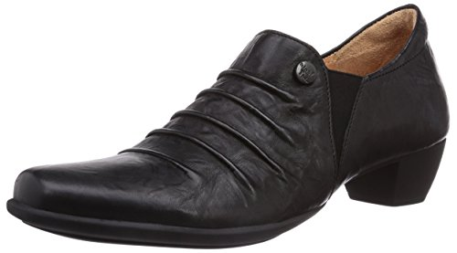 Think! Women's BEE Pumps Black (Schwarz 00) KfdqPgeCBQ