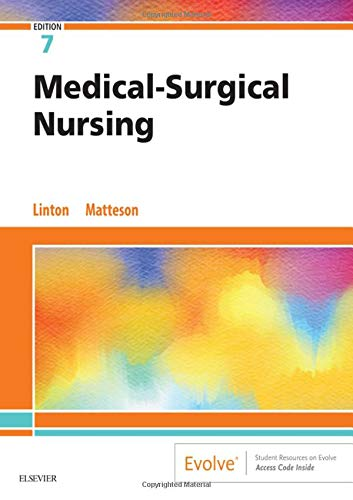 Medical-Surgical Nursing by Saunders