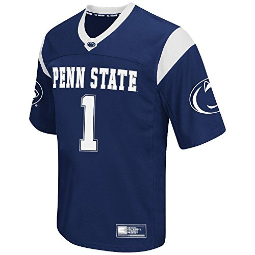 Mens NCAA Penn State Nittany Lions Football Jersey (Team Color) - XL