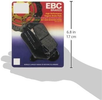 EBC Brakes FA142 Disc Brake Pad Set