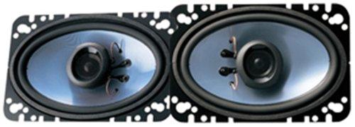 Eclipse SE4600 4-InchX 6-Inch 3-Way 900 Watt Coaxial Speaker