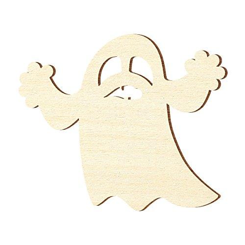 Contreplaqué zuschnitte–Halloween fantôme, esprit–Sélecteur de taille–Peuplier 3mm, Höhe 31cm