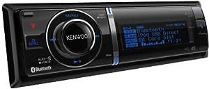 Kenwood KDC-BT92SD - Radio CD para coches de 200W (CD/USB/SD/iPod), Negro