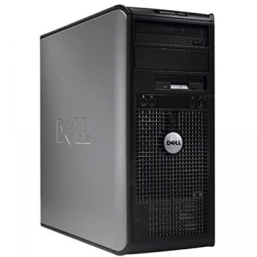 Dell Optiplex, Intel Pentium D Dual Core 3.0 - New 4GB Ram - 500GIG HDD , New Wifi,Windows XP Professional - (Renewed)