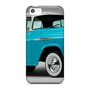 Durable Chevrolet Pickup Truck Back Case/cover For Iphone 5c