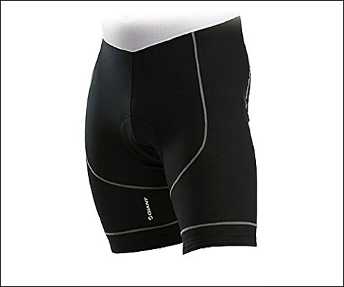 Giant Performance Cycling Bib Short SM Black Bike Bicycle...