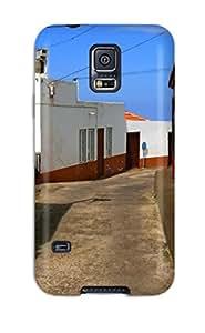 Best New Arrival Galaxy S5 Case Francheses_pueblo En La Palma Case Cover