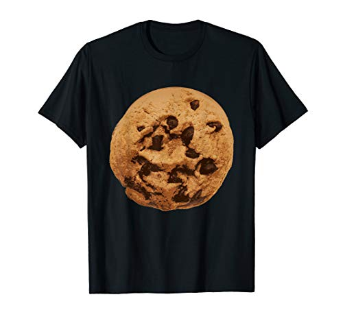 Cookie Last Minute Halloween Costume Funny T-Shirt -