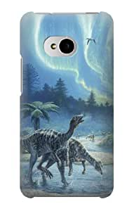 S1289 Dinosaurs Jurassic Arora Case Cover For HTC ONE M7 by lolosakes