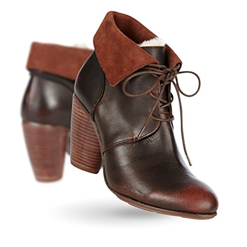 emu-australia-womens-winter-snow-boots-rose-malee-cow-leather-boots-in-brown-size-8