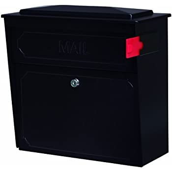 Mail Boss 7412 High Security Steel Locking Wall Mounted