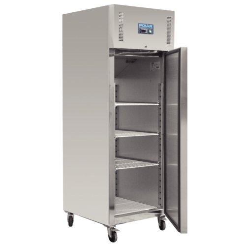 Armoire réfrigérée positive gastronorme 1 porte 600 Litres Polar