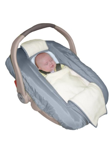 car seat cover for cold weather - 4