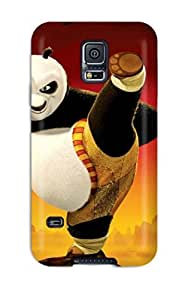 Excellent Galaxy S5 Case Tpu Cover Back Skin Protector Kung Fu Panda 2