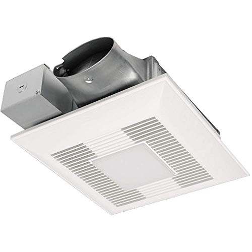 Panasonic FV-0510VSL1 WhisperValue Multi-Flow Bathroom Fan, White ()