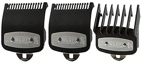 Wahl Professional Premium Cutting Guide With Metal Secure Clip: #1/2