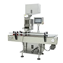 CapsulCN. Automatic Stainless Steel Counting Machine ZJS-A, Automatic Capsule/Pills Counter Machine, (110V60HZ) Default Size 0, If Need Other Size Please Message us, We Support Size 000-5.