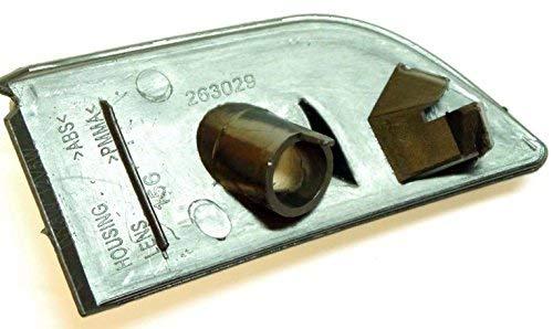XC60 2009-2013 Clignotant de r/étroviseur gauche Lentilles Ampoule clignotant